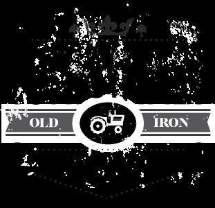 Old Iron Garden Tractors