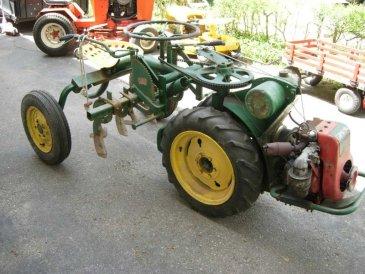 1950s Bolens Ridemaster