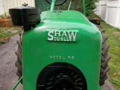 1950 Shaw Du-All R8